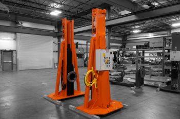 35 K Elevating Headstock & Tailstock