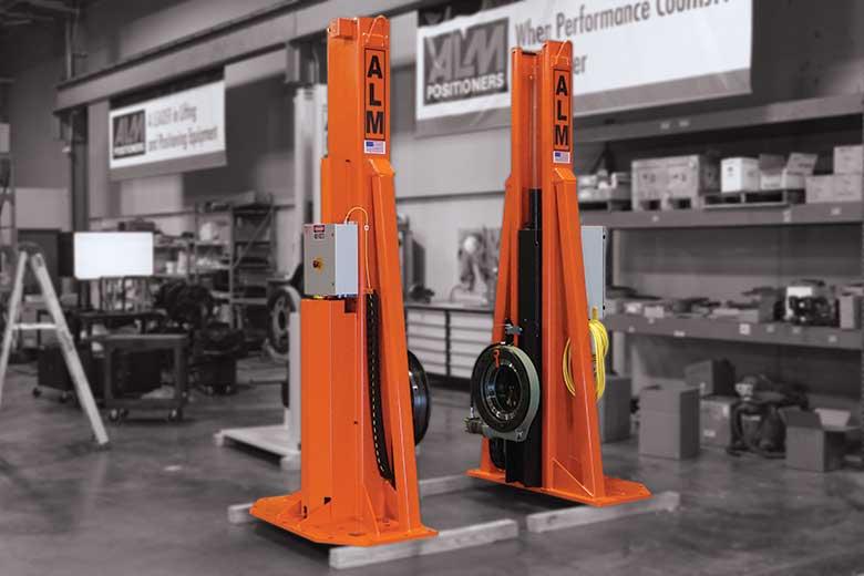 35 K Elevating Headstock & Tailstock/Low Torque