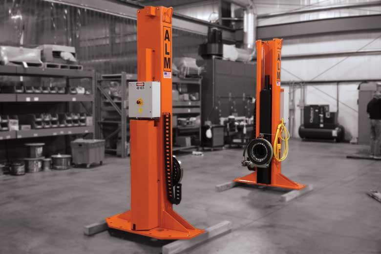 8 K Elevating Headstock & Tailstock