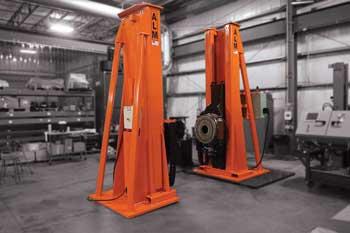 75 K Elevating Headstock & Tailstock
