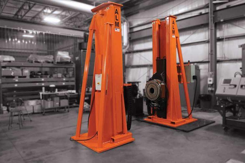 100 K Elevating Headstock & Tailstock