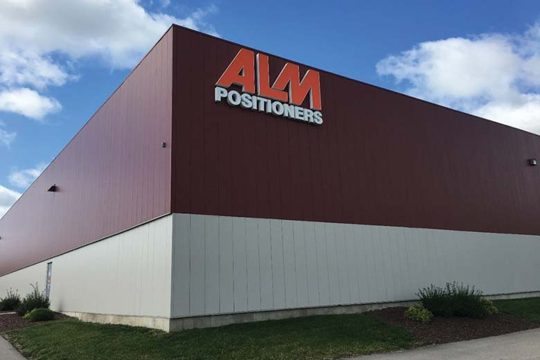 ALM Positioners Building